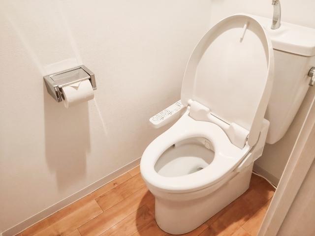 トイレ便器取り替えの工事の様子をご紹介します